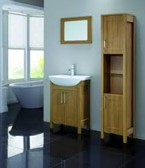 Freestanding Bathroom Furniture Uk Oak Bathroom Cabinet Eizw Info