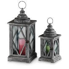 2 pc lillian decorative lantern set fall pinterest