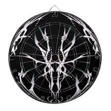 tribal deer skull skateboards 59 95