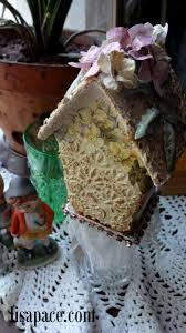 shabby chic birdhouse delight in all things altered delightful
