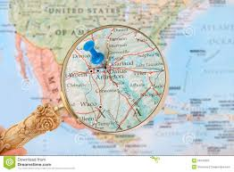 Map Dallas Tx by Looking In On Dallas Texas Usa Stock Photo Image 50347803