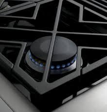 Gas Stainless Steel Cooktop Cgu366sehss Ge Cafe Series 36