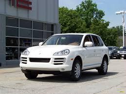 Porsche Cayenne White - 2008 sand white porsche cayenne tiptronic 198807 gtcarlot com