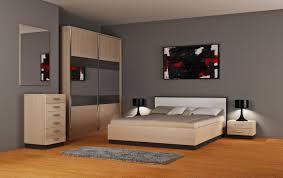 bedroom furniture light wood uv furniture