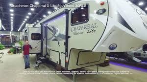 coachmen chaparral x lite 5th wheel 30rls youtube