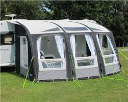 Kampa Caravan Awnings Kampa Rally Ace Air 400 Inflatable Caravan Awning 2016