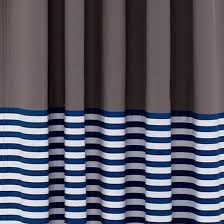 Blue Striped Curtains Blue And White Striped Curtains Scalisi Architects