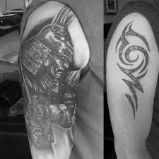 tatto triball bintang 60 cover up tattoos for men concealed ink design ideas