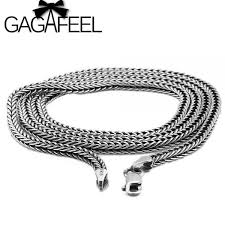chain necklace silver images Beautifully made 925 sterling silver chain necklace for men jpg