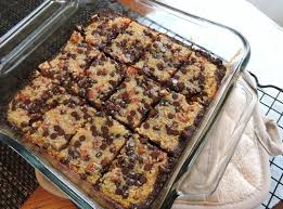 just jessie b german chocolate cake bars paleo