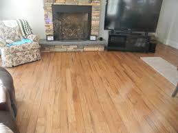 Darlington Oak Laminate Flooring Flooring Cozy Oak Bruce Hardwood Floors With Stone Fireplace Design