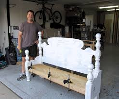 Making A Storage Bench Bench Design Headboard And Footboard Into Bench The Weekend
