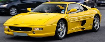 how many types of ferraris are there f355