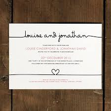 wedding invites scribble handwriting wedding invitation set on luxury card