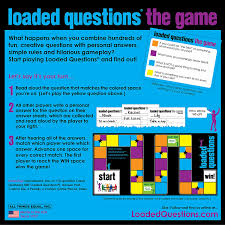 What Are The Best Sheets Amazon Com Loaded Questions The Family And Friends Version Of
