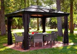 Soleil Patio Furniture Patio Furniture Refurbished Products For Sale Bacchi Gazebo