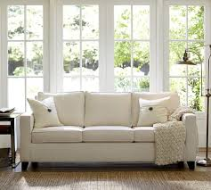 Pottery Barn Sleeper Sofa Awesome Living Rooms Cameron Square Arm Upholstered Sleeper Sofa