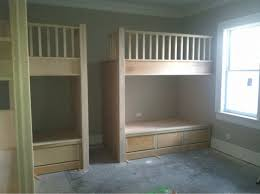 Free Plans For Bunk Bed With Stairs by 96 Best Build Bunk Beds Images On Pinterest Built In Bunks Bunk