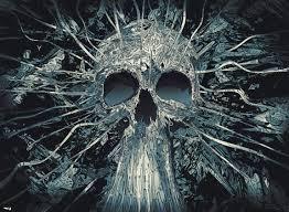 Amazing Skull - skull illustrations by matei apostolescu