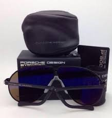 porsche design shoes 2017 new porsche design titanium folding sunglasses p u00278480 c black