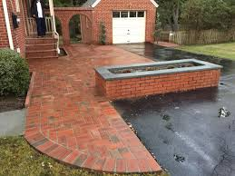 brick for patio brick patios and walkways american exteriors masonry