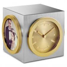 personalized clocks with pictures personalized gifts engravable clocks