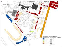 Uark Campus Map Gis U0026 Bucknell U0027s Administration