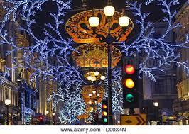 london uk 13th november regent street christmas lights with the