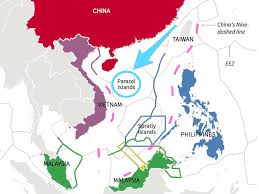 See Thru Chinese Kitchen Blue Island World U0027s Largest Hole Found In South China Sea
