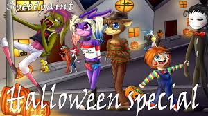 tokyo in tulsa halloween party reupload fnaf au speedpaint most shocking costume contest youtube