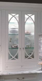 custom glass cabinet doors leaded glass doors on the custom cabinets in this traditional