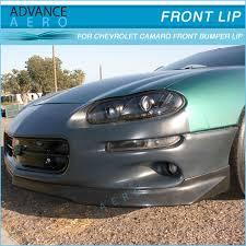 99 camaro parts for 98 02 chevy camaro evo pu auto parts bodykit front bumper lip