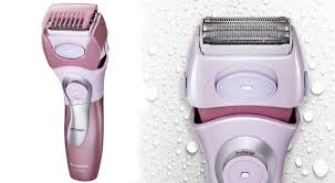 electric shaver is better than a razor for in grown hair panasonic es2216pc close curves women s electric shaver best