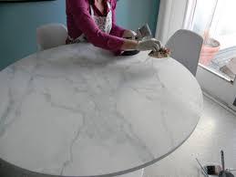 White Marble Desk by Faux White Marble Desk Decorative Desk Decoration