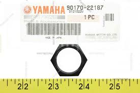 90170 22187 00 nut hexagon 3 46