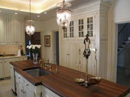 wood kitchen countertop sealer cylinder pendant lighting white