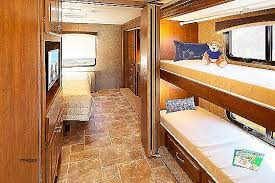 Class A Motorhome With Bunk Beds Bunk Beds Unique Cers With Bunk Beds