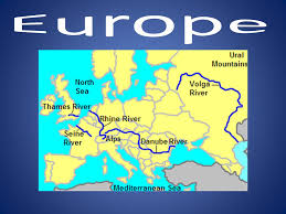 thames river map europe landforms and bodies of water ppt download