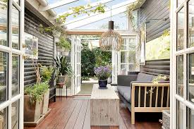 Sunroom Roof Scandinavian Sunrooms An Infusion Of Style And Serenity