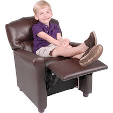 better homes and gardens faux leather kids recliner multiple