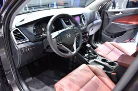 2011 Hyundai Tucson Interior 2016 Hyundai Tucson Revealed In Europe