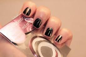 spring stripes nail art with étoile polish primavera nail art