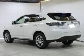 harrier lexus interior 2014 toyota harrier checklist