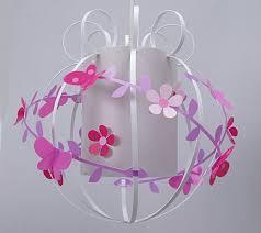suspension fleurs de cerisier et papillons fabrique casse noisette