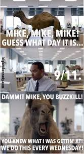 Hump Day Camel Meme - geico camel on 9 11 the meta picture