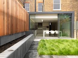 Sliding Glass Walls Nice Rear Extension With Minimal Windows Sliding Doors Www