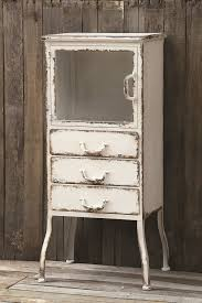 distressed metal cabinet with 3 drawers products pinterest