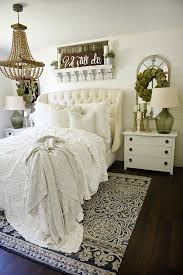 Best 25 Farmhouse Bed Ideas by Decorating A Master Bedroom Best Home Design Ideas