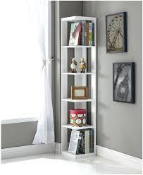 Wall Corner Shelves by Corner Shelves For Living Room 5 Tier Espressocorner India Shelf