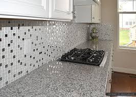 white glass metal backsplash tile luna pearl backsplash com